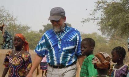 Missionario rapito in Niger, ansia nel cremasco per Pierluigi Maccalli