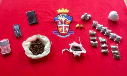 Spaccio di droga a Cremona: arrestato 21enne