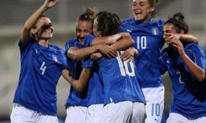 Nazionale Femminile Calcio: cresce l'attesa a Cremona