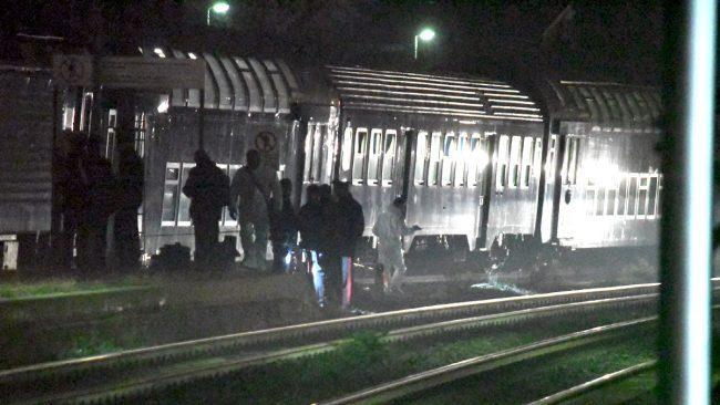 Piccolo deragliamento alla stazione di Cremona nel cuore della notte
