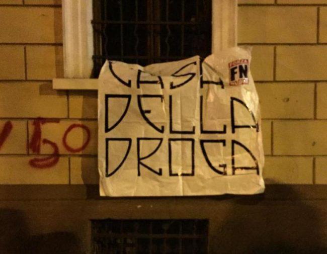 Casa dell&#8217&#x3B;Accoglienza Cremona ancora slogan razzisti, organizzata una marcia