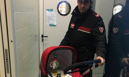 Ruba al supermercato e nasconde la merce nel passeggino: arrestata
