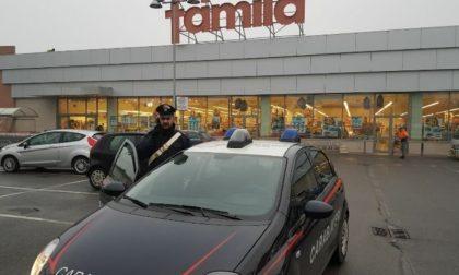 Furto al supermercato, arrestate due 18enni