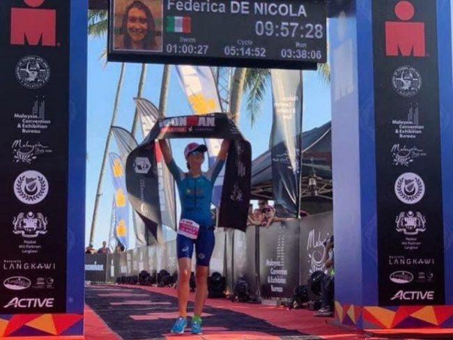 Ironman Malaysia: terza Federica De Nicola