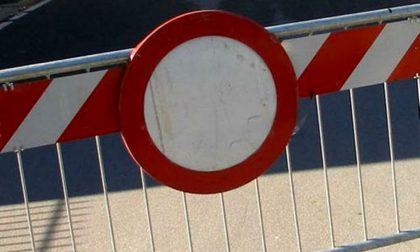 Prove di carico per il ponte sull'Oglio tra Marcaria e Bozzolo: stop al traffico