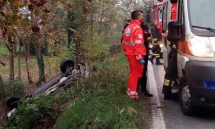 """Soncinese """"maledetta"""": due incidenti in due ore e sei feriti"""