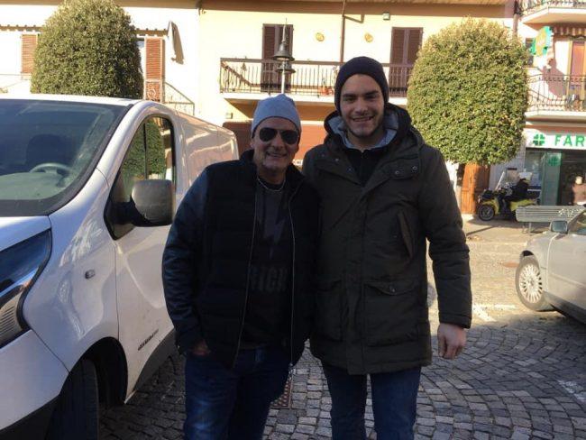 Roberto Baggio avvistato nel Bresciano... al bar