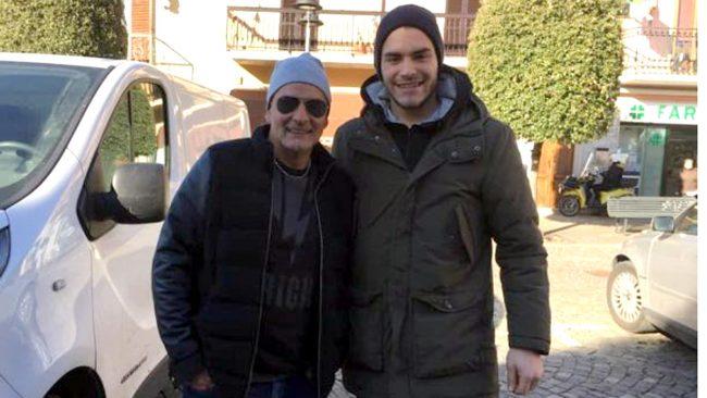 Roberto Baggio avvistato nel Bresciano&#8230&#x3B; al bar
