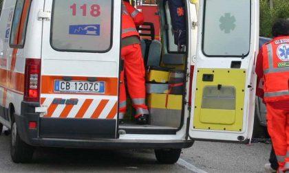 Scontro tra mezzi pesanti a Canneto Sull'Oglio