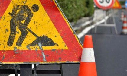 Lavori di fresatura e asfaltatura sulla Codognese: modifiche alla viabilità