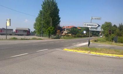 """Agnadello, Terzi: """"Da Regione 300mila euro per realizzare la rotonda sulla Bergamina"""""""