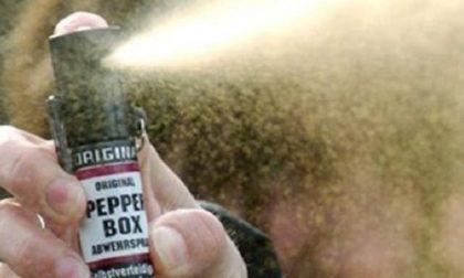Finti tecnici del gas armati di spray al peperoncino rapinano coppia di anziani