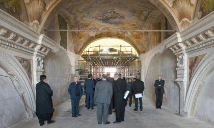 Recupero dell'ex Monastero di Santa Monica, si prosegue a passi spediti