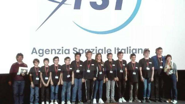 Il team &#8220&#x3B;Io Robot&#8221&#x3B; premiato dall&#8217&#x3B;Agenzia spaziale italiana