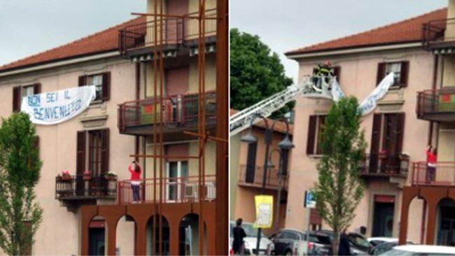 La campagna elettorale di Salvini fra pompieri, code e selfie