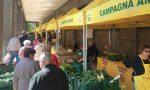 Campagna Amica, un successo il mercato presso il portico del Consorzio Agrario