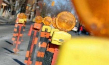 Lavori urgenti sulla Paullese: stop alla circolazione