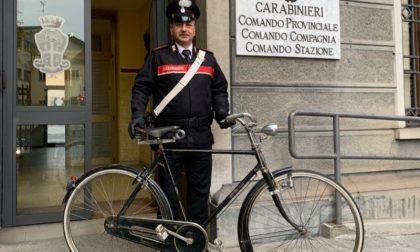Ruba bici del valore di 1.500 euro, rintracciato e denunciato