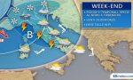 Nuova ondata di maltempo nel weekend PREVISIONI METEO