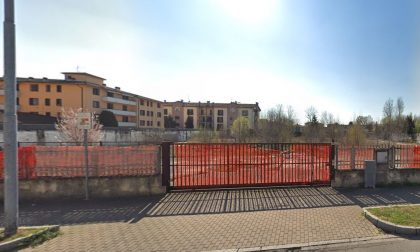 Niente supermarket in via Milano