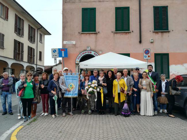 L'associazione Boschiroli compie dieci anni, festa ad Agnadello FOTO