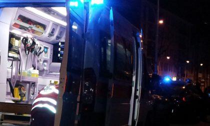 Autolesionismo, 25enne soccorso e portato in ospedale SIRENE DI NOTTE