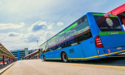 Il bus evita l'autostrada e i pendolari si infuriano