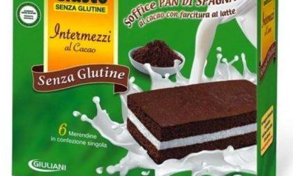 Ritirate merendine al cacao senza glutine