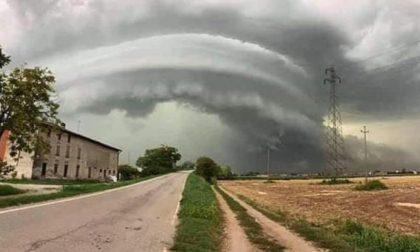 Allerta meteo della Protezione Civile: in arrivo vento e forti temporali