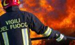 Campi in fiamme tra Cremonese e Casalasco, è caccia al piromane