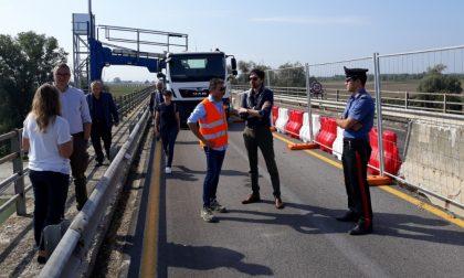 Trave deteriorata: il Ponte Verdi sul Po chiude ai mezzi pesanti