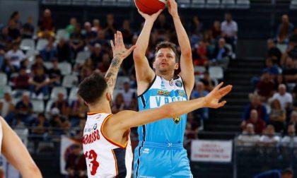 La Vanoli Basket non supera la prima trasferta di campionato