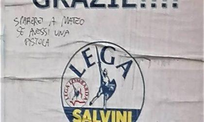 Minacce di morte a Matteo Salvini