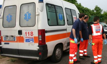 Scontro tra due auto a Casalbuttano: sei persone coinvolte