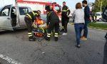 Schianto sulla Provinciale Bergamina, ci sono feriti FOTO