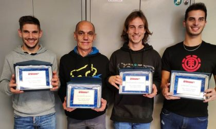 Motoclub Cremona: assegnati i riconoscimenti ai piloti