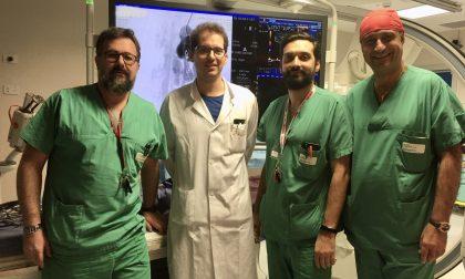 Radiologia interventistica: riconoscimento internazionale all'Ospedale di Crema