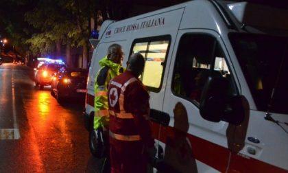 Lite a Cremona, due uomini feriti SIRENE DI NOTTE