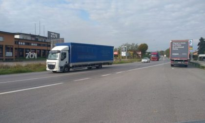 """Nuovo incidente sulla Paullese, Galbiati: """"Provincia intervenga"""""""
