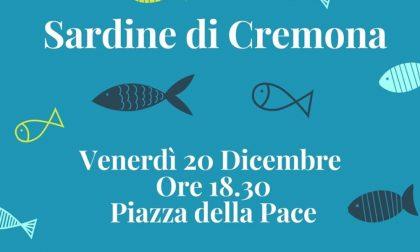 Sardine Cremona: il 20 dicembre primo flash mob in città