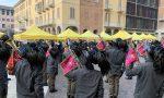 """""""Natale con Campagna Amica"""", bagno di folla con i bersaglieri in piazza Stradivari"""
