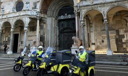 Poste Italiane: a Cremona arrivano i nuovi tricicli elettrici
