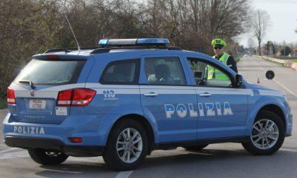 In auto con la droga, traditi dal comportamento sospetto