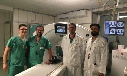 Radiologia Interventistica Crema: Fluoro TC per interventi percutanei di alta precisione