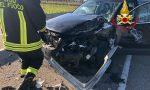 Camion contro auto: due donne in ospedale FOTO