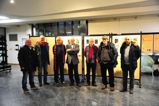 Shoah, inaugurata sabato la mostra del pittore-scultore Giacomo Ghezzi
