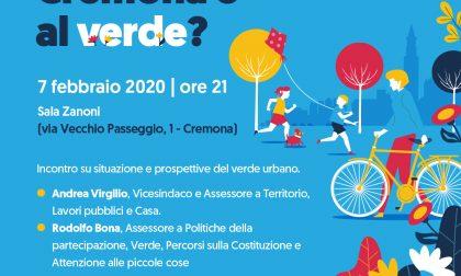 Cremona è al verde? Venerdì 7 febbraio incontro pubblico sul verde urbano