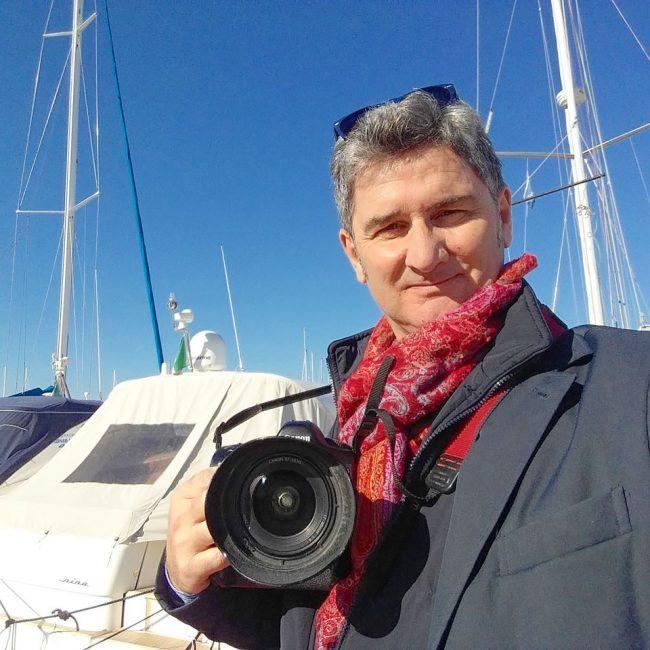 Stroncato da un infarto il fotografo Franco Bolzoni