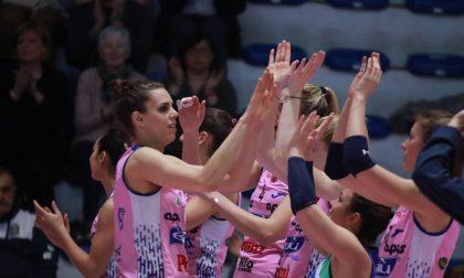 La Vbc Èpiù Pomì Casalmaggiore torna alla vittoria: 3-1 contro Brescia FOTO