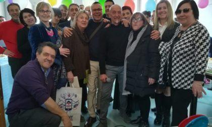 Il dottor Giorgio Cerizza va in pensione, tutto il Santa Marta alla festa
